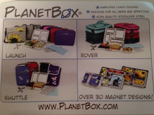 Three PlanetBox Options
